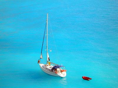 Crewed Boat