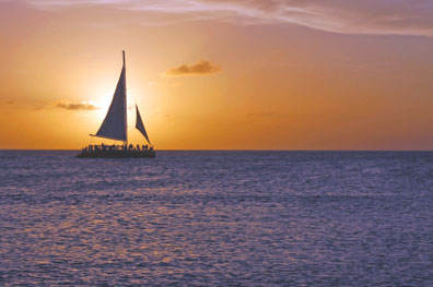 Sailing on the Horizon