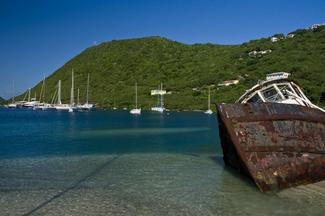 Sophers Hole Shipwreck