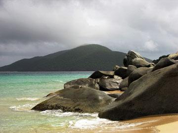 Lambert Beach Bay