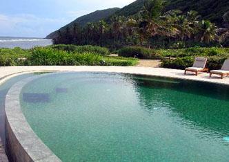 Peter Island Pool