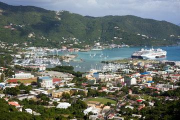 Road Town Harbor