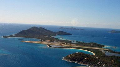 Tortola Airport Airel